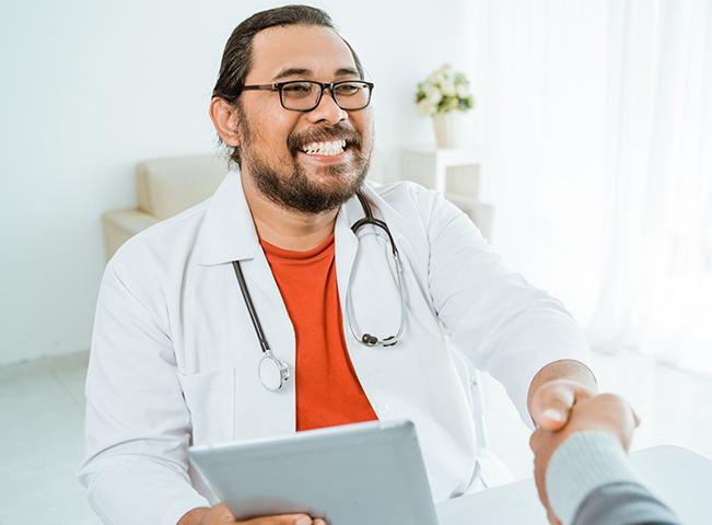 Nuestra mission es brindar una experiencia de atencion medica compasiva